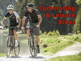 Commuter & Leisure Bikes