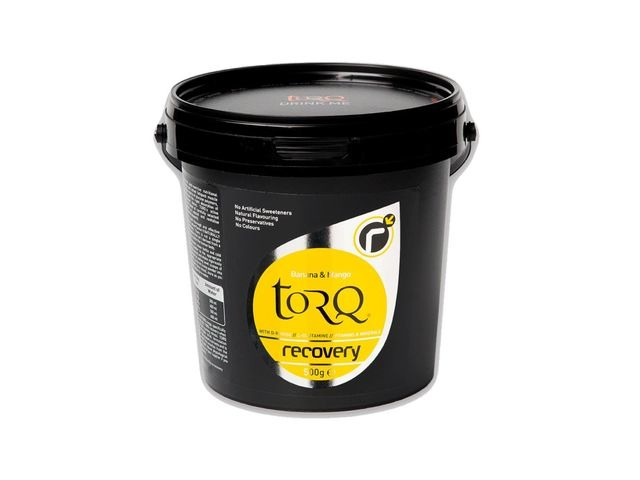 TORQ Recovery Drink (1x 500g) Banana & Mango click to zoom image