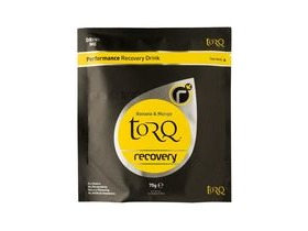 TORQ Recovery Drink Single Serve Sachets (1x 75g) Banana & Mango