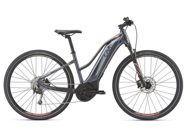 LIV Amiti E+ 2 Electric Bike click to zoom image