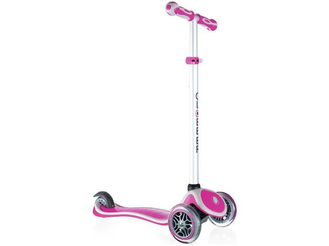 GLOBBER PRIMO PLUS SCOOTER PINK click to zoom image