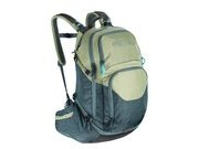 EVOC Explorer Pro 26l Performance Back Pack 26 Litre 26 LITRE HEATHER LIGHT OLIVE/  click to zoom image