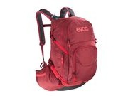 EVOC Explorer Pro 26l Performance Back Pack 26 Litre 26 LITRE HEATHER RUBY  click to zoom image