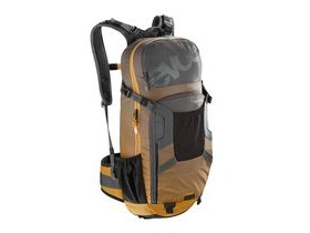 EVOC Fr Enduro Protector Back Pack Carbon Grey/Loam