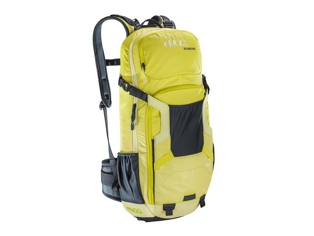 EVOC Fr Enduro Protector Back Pack Sulphur/Yellow click to zoom image