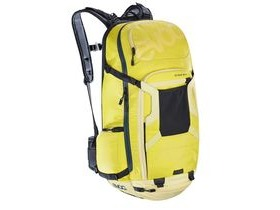 EVOC Fr Tour Protector Back Pack Sulphur/Yellow