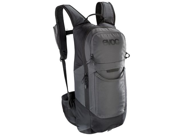 EVOC Fr Lite Race Protector Back Pack Carbon click to zoom image