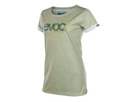 EVOC Bike Jersey Women's Light Olive