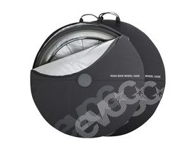 EVOC Road Bike Wheel Case - One Pair Black