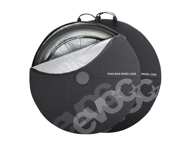 EVOC Road Bike Wheel Case - One Pair Black click to zoom image
