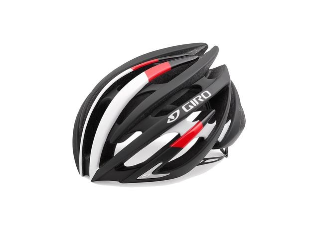 Giro Aeon Road Helmet Matt Bright Red/Black click to zoom image