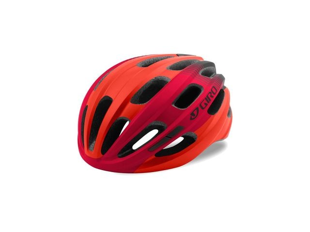 Giro Isode Helmet Matt Red/Black Unisize 54-61cm click to zoom image
