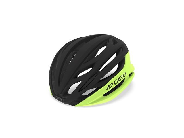 Giro Syntax Road Helmet Highlight Yellow/Black click to zoom image