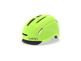 Giro Caden Led Urban Helmet Matte Highlight Yellow
