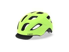 Giro Cormick Urban Helmet Matte Highlight Yellow/Black Unisize 54-61cm