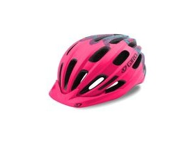 Giro Hale Youth/Junior Helmet Matt Bright Pink Unisize 50-57cm