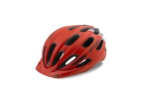 Giro Hale Youth/Junior Helmet Matt Bright Red Unisize 50-57cm