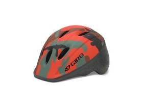 Giro Me2 Helmet Matt Glowing Red Cam Unisize 48-52cm