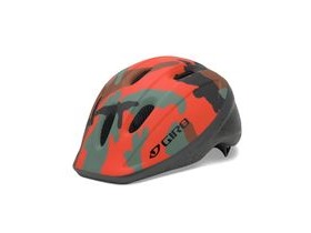 Giro Rodeo Helmet Matt Glowing Red Cam Unisize 50-55cm