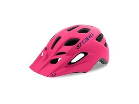Giro Tremor Youth/Junior Helmet Matt Bright Pink Unisize 50-57cm