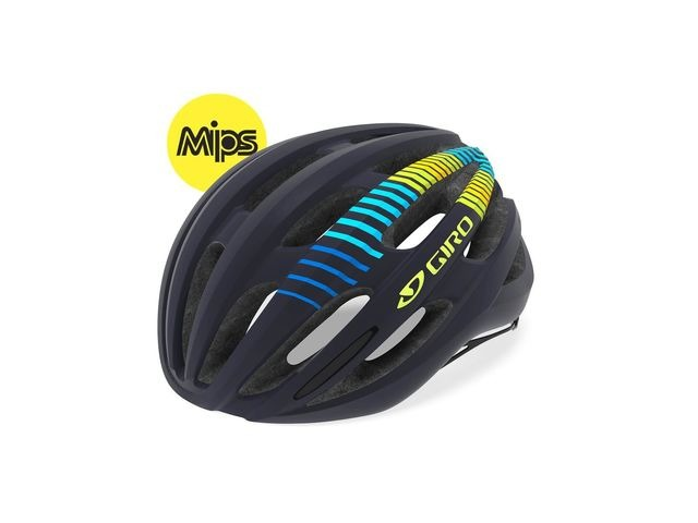 Giro Saga Mips Women's Helmet Midnight Heatwave click to zoom image