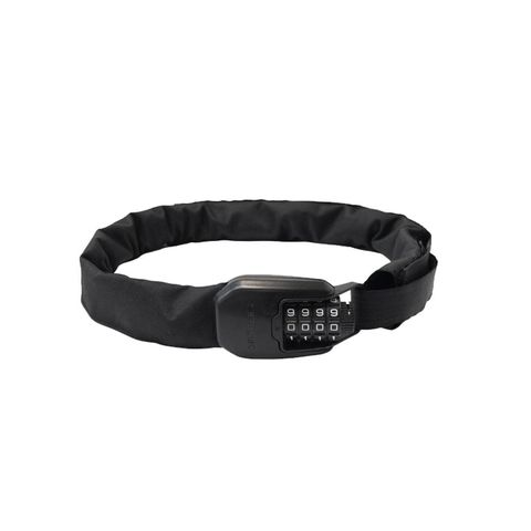 Hiplok Spin Wearable Chain: Black 6mm click to zoom image