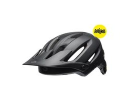 BELL 4forty Mips MTB Helmet 2018: Matt/Gloss Black