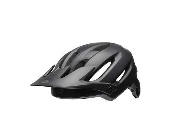 BELL 4forty MTB Helmet 2018: Matt/Gloss Black click to zoom image