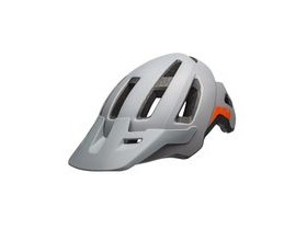 BELL Nomad MTB Helmet 2019 Matte Dark Grey/Orange Unisize 52-60cm