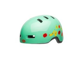 BELL Lil Ripper Toddler Helmet 2019: Fruities Gloss Mint Unisize 45-51cm
