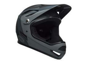 BELL Sanction MTB Full Face Helmet 2019: Presences Matte Black
