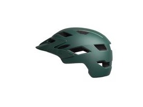 BELL Sidetrack Child Helmet 2019: Matte Dark Green/Orange Unisize 47-54cm