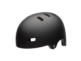 BELL Span Youth Helmet 2018: Matt Black