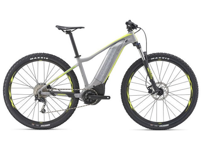 GIANT FATHOM E+ 3 29ER ELECTRIC BIKE click to zoom image