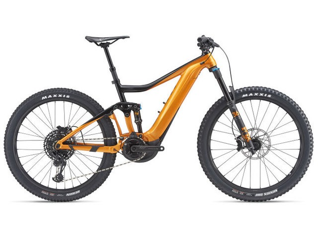 GIANT TRANCE E+ 1 PRO ELECTRIC BIKE click to zoom image