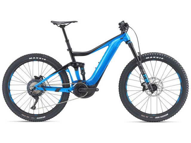 GIANT TRANCE E+ 2 PRO ELECTRIC BIKE click to zoom image