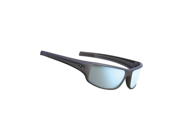 TIFOSI Bronx Full Frame Sunglasses Matt Gun/Smoke Brig click to zoom image