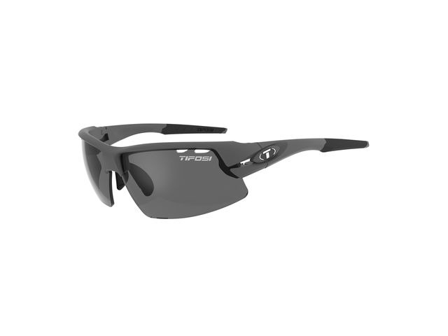 TIFOSI Crit Matte Gunmetal Polarised Fototec Photochromic Smoke Lens Sunglasses Matte Gunmetal / Fototec Polar Smokelens click to zoom image