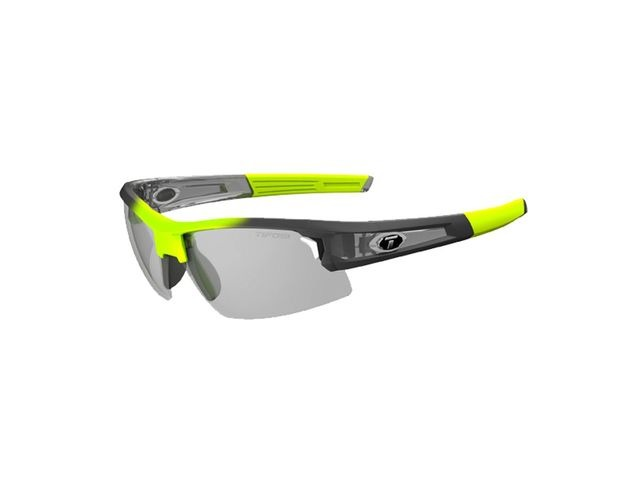 TIFOSI Synapse Single Lens Sunglasses Race Neon/Fototec Light Night click to zoom image