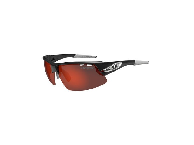 TIFOSI Crit Half Frame Race Silver Clarion Red Sunglasses Race Silver click to zoom image