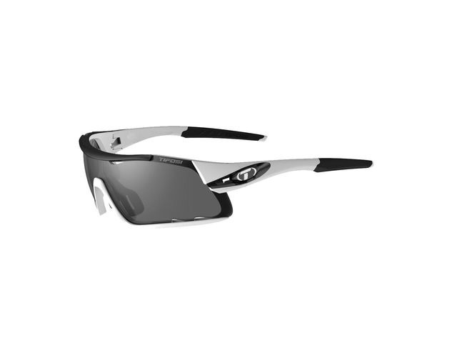 TIFOSI Davos Interchangeable Lens Sunglasses White/Black click to zoom image