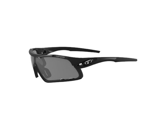 TIFOSI Davos Interchangeable Lens Sunglasses Matte Black click to zoom image