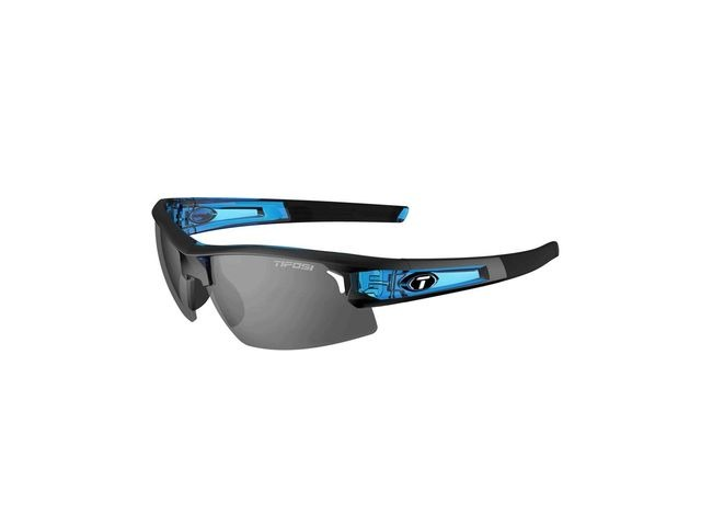 TIFOSI Synapse Interchangeable Lens Sunglasses Crystal Blue click to zoom image