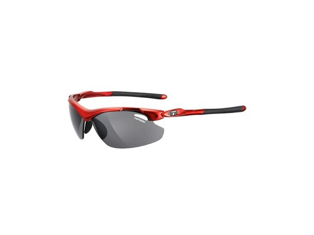TIFOSI Tyrant 2.0 Interchangeable Lens Sunglasses Metallic Red click to zoom image