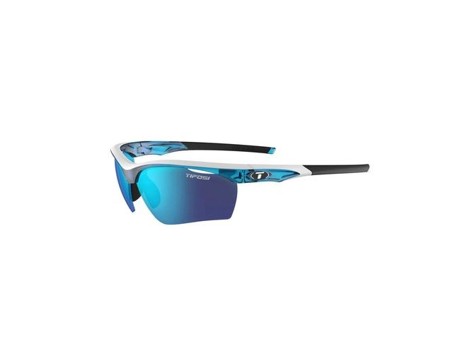 TIFOSI Vero Interchangeable Clarion Lens Sunglasses Skycloud/Clarion Blue/Ac Red/Clear click to zoom image