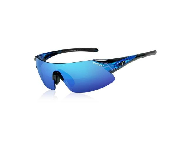 TIFOSI Podium Xc Crystal Blue Clarion Blue Lens Sunglasses Blue click to zoom image
