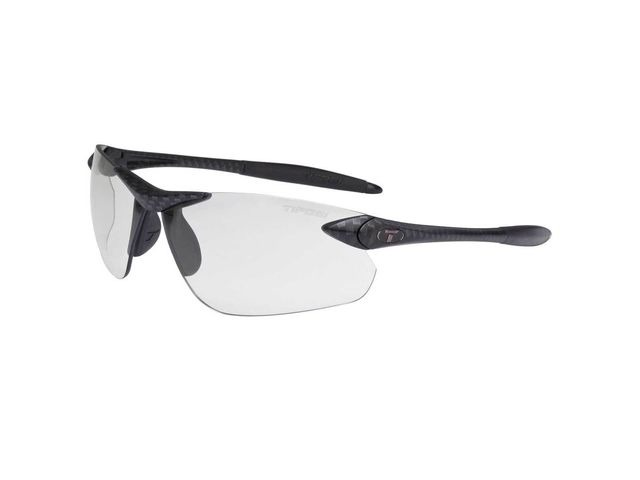TIFOSI Seek Fc Carbon Fototec Light Night Lens Sunglasses Carbon click to zoom image