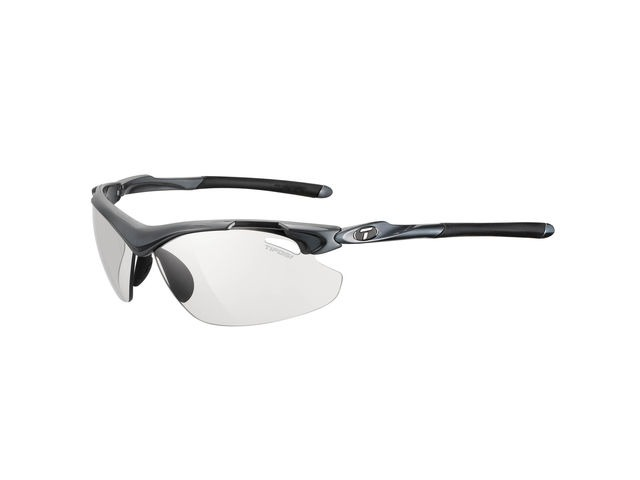 TIFOSI Tyrant 2.0 Gunmetal Fototec Light Night Lens Sunglasses Gunmetal click to zoom image