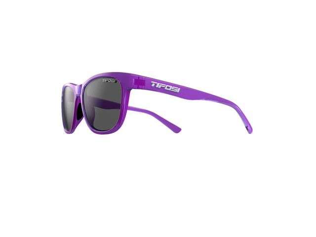 TIFOSI Swank Single Lens Eyewear 2019 Ultra Violet/Smoke click to zoom image