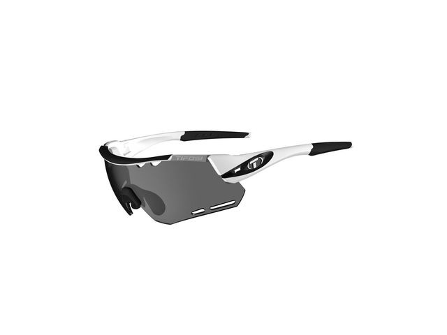 TIFOSI Alliant Interchangeable Lens Eyewear 2019 White/Black click to zoom image